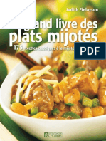 Le grand livre des plats mijotés - Judith Finlayson