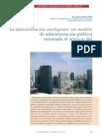 Perspectivas para la Administración Pública