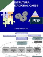 ESTRUTURA ORGANIZACIONAL JANEIRO 2020 - RD nº 72, de 04.12.2019