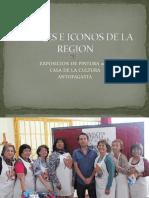 PAISAJES E ICONOS DE LA REGION