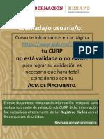 Normatividad Registros Civiles CONAFREC