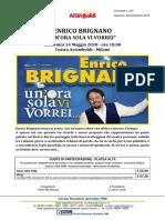 231-2019 - Enrico Brignano - T.Arcimboldi - 24.05.2020