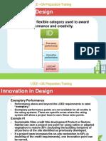 9  Innovation in Design