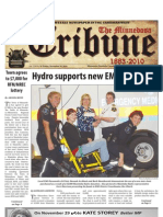 Front Page - November 26, 2010
