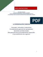 6. EXPROPIACIÓN FORZOSA (41 h). gestión