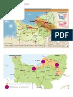 grande Normandie cartes et article internet 2