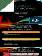 Leyes Ecuador E-commerce
