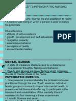 Psychiatric Nursing Lecture