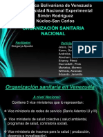 organizacion sanitaria