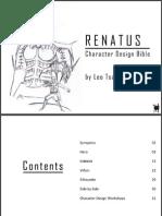 Renatus Character Design Bible