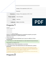 Examen Final direccion financiera