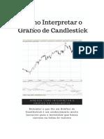 E-book - Como Interpretar o Gráfico de Candlestick - E-book