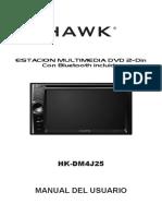 Manual HK-DM4J25