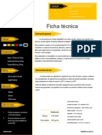 FICHA TÉCNICA BASE SOLVENTE AASHTO M248