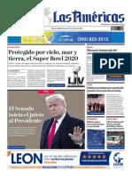 Edición digital del jueves 16 de enero de 2020