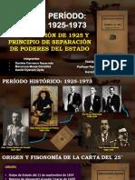 8. ppt Carta del 25´