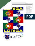 History of Loriga - História de Loriga - Portugal