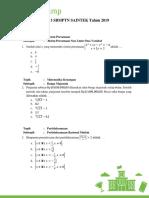 Latihan UTBK 2 - TKA Saintek.pdf