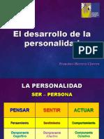 PROCESO DEL DESARROLLO DE LA PERSONALIDAD
