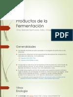 VINOS Y OTROS PRODUCTOS DE LA FERMENTACIÓN.pptx
