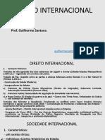 UNIDADE I direito internacional