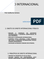 UNIDADE II direito internacional