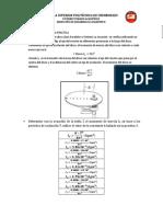 Práctica 5 TEOREMA DE STEINER