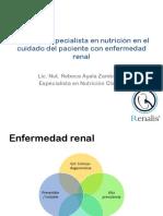 Papel del especialista en nutricion en la enfermedad renal.pdf