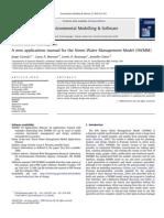 Environmental Modelling Software