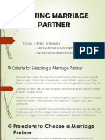 SELECTING MARRIAGE.pptx