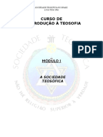 A Sociedade Teosófica - Apostila II