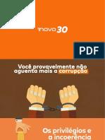 Apresentação do Partido NOVO 2019