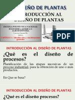 1 Introducción al diseño de plantas
