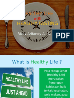 20. HEALTHY LIFE with HEALTHY FASTING.pptx