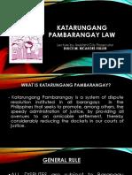 The-Revised-Katarungang-Pambarangay-Law