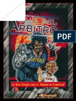 12 - Cyberpunk 2020 RHD - Guia del Arbitro