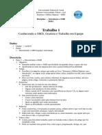 T1P1 - descobrindo o SMD
