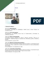 Aviña Cerecer Curriculum 2019