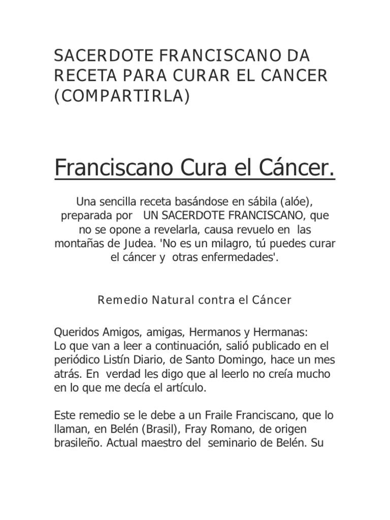 cancer que me es)