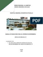 MANUAL DE INDUCCION AL INTERNO DE ENFERMERÍA