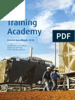 ALS Training Academy Course Handbook