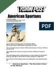 American Spartans[1]