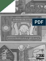 Rick and Morty 020 (2016) (Digi - Desconocido