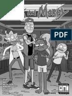 Rick and Morty 043 (2018) (Digi - Desconocido