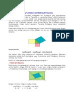 245890699-Beberapa-Pembuktian-Teorema-Pythagoras.docx