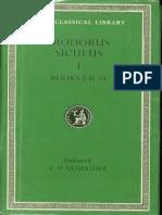 Diodorus Siculus I