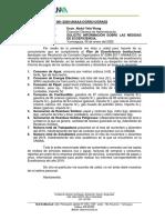 INFORME N° 001-2020-UNAAA-OGRSU-UGRASS
