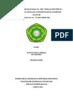 ASKEP PADA NY MD DENGAN ANEMIA DAN DM-1