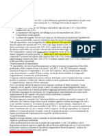 Diritto Commerciale Campobasso ore