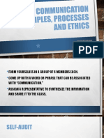 GE5 Communication principles, processes and ethics PPT1